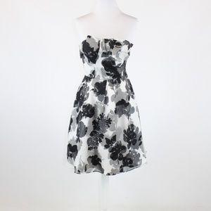 White House Black Market floral dress 0
